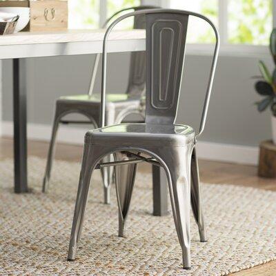 Mercury Row Leo Bistro Side Chairs U0026 Reviews | Wayfair