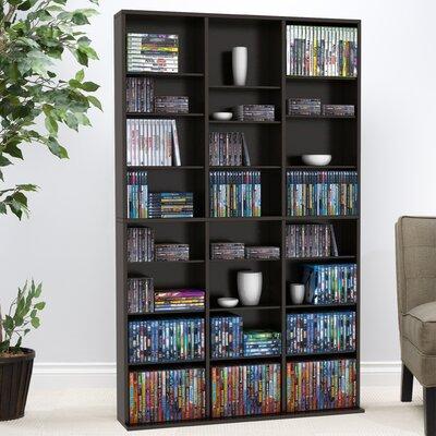 Great Mercury Row Multimedia Storage Rack II U0026 Reviews | Wayfair