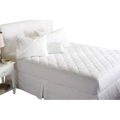 home fashion designs tranquility mattress pad & reviews | wayfair