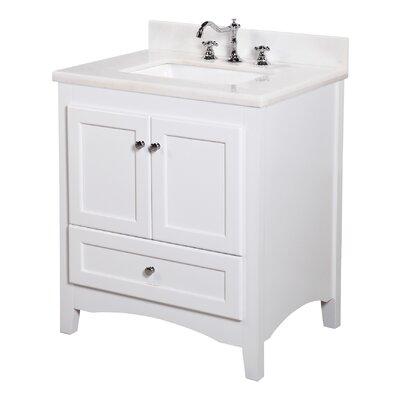KBC Abbey 30 Single Bathroom Vanity Set Reviews Wayfair