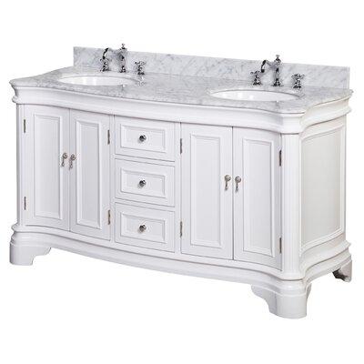 KBC Katherine 60 Double Bathroom Vanity Set Reviews Wayfair