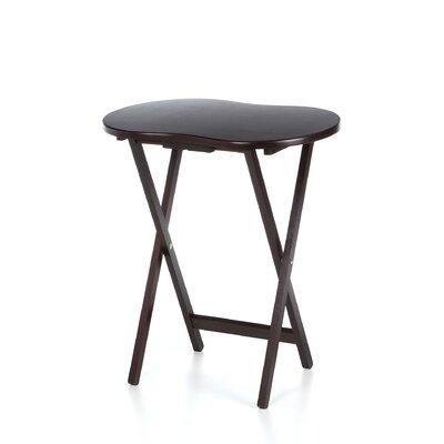 Red Barrel Studio Lion Bridge TV Tray Table With Stand U0026 Reviews | Wayfair