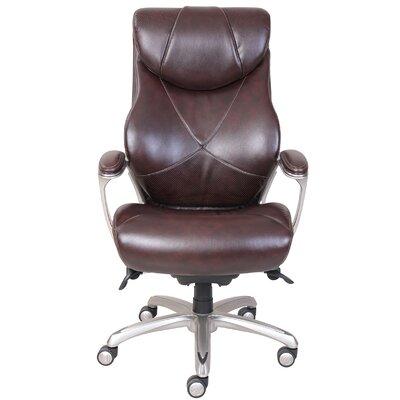 lazy boy office chairs amazoncom lazboy bellamy executive bonded