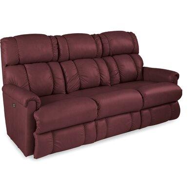 La-Z-Boy Pinnacle Leather Sofa | Wayfair