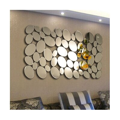 large contemporary wall mirrors