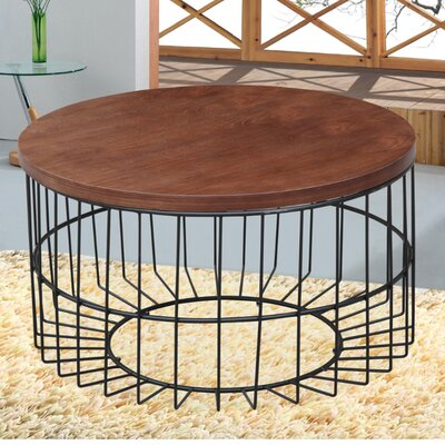 fine mod imports kane coffee table | wayfair