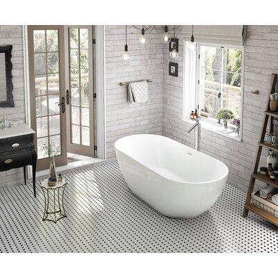 Wet Republic Onsen 71 x 315 Freestanding Bathtub Wayfair