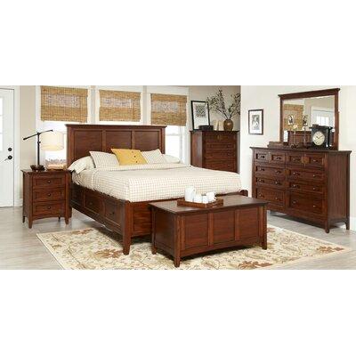 Avalon Furniture Beacon Street Panel Customizable Bedroom Set