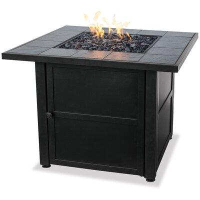 Charming Blue Rhino Uniflame Ceramic Tile LP Gas Fire Pit Table U0026 Reviews | Wayfair