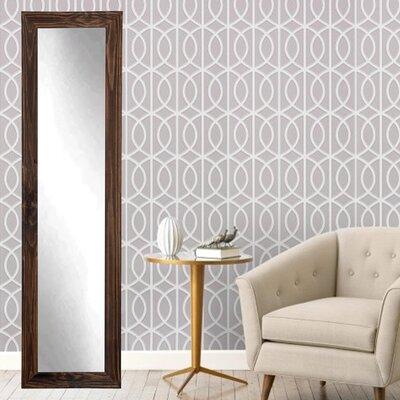 Wall Full Length Mirror rustic full length mirror | allmodern