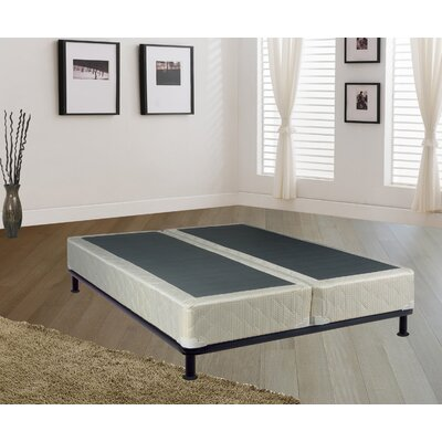 Spinal Solution Low Profile Box Spring, Queen Split & Reviews | Wayfair - Spinal Solution Low Profile Box Spring, Queen Split & Reviews