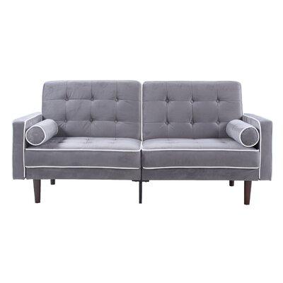 Madison Home USA Mid Century Modern Convertible Sofa U0026 Reviews | Wayfair