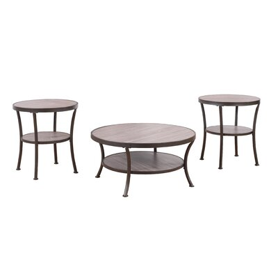 Madison Home USA 3 Piece Coffee Table And End Table Set U0026 Reviews | Wayfair