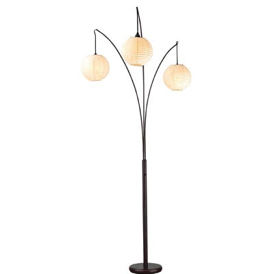 adesso floor lamp replacement shade instructions canyon tree