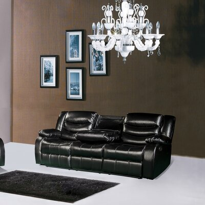 Meridian furniture usa reclining sofa reviews wayfair for J furniture usa reviews
