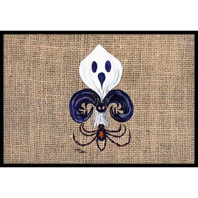 Caroline 39 S Treasures Halloween Ghost Spider Bat Fleur De