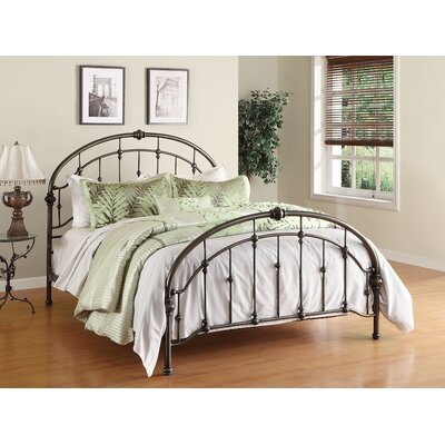 alcott hill homestead queen metal bed reviews wayfair - Queen Metal Bed Frames