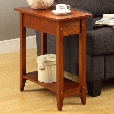 Charlton Home Williams Flip Top End Table With Storage U0026 Reviews | Wayfair