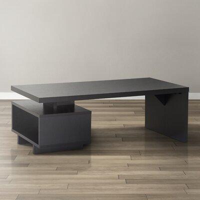 varick gallery solon coffee table & reviews   wayfair