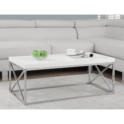 varick gallery lexington coffee table & reviews   wayfair