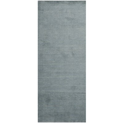 Varick Gallery Bolick Dark Blue Ombre Area Rug U0026 Reviews | Wayfair