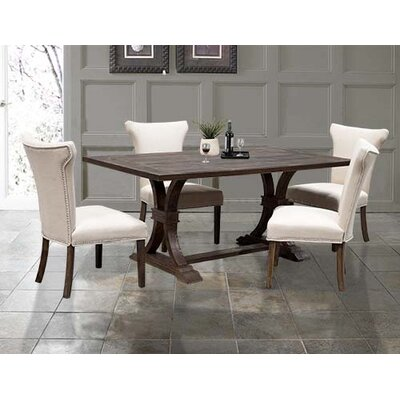 distressed dining table and chairs danube weathered oak furniture rustic