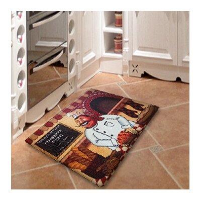 daniels bath chef direct printing antifatigue kitchen mat u0026 reviews wayfair - Anti Fatigue Kitchen Mat