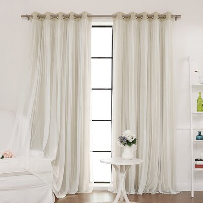 Curtains Ideas blackout curtain reviews : August Grove Braswell Blackout Curtain Panels & Reviews | Wayfair