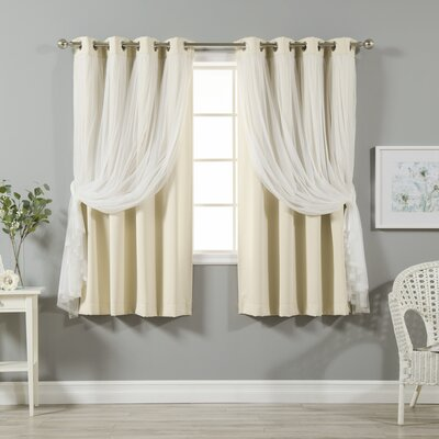 Curtains Ideas blackout curtain reviews : August Grove Braswell Blackout Curtain Panels & Reviews | Wayfair