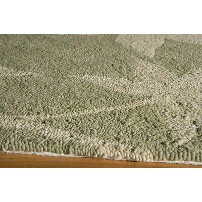 August Grove Fleurance Hand Hooked Sage Indoor/Outdoor Area Rug U0026 Reviews |  Wayfair