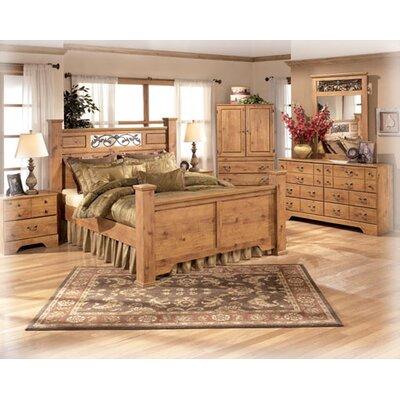 Bedroom Sets Pine august grove cheyanne panel customizable bedroom set & reviews
