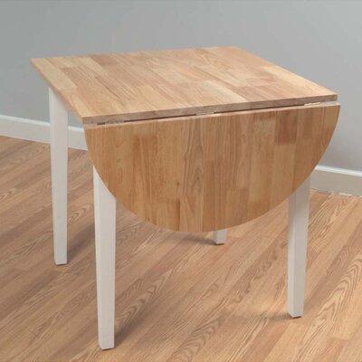 august grove wisteria dining table & reviews | wayfair