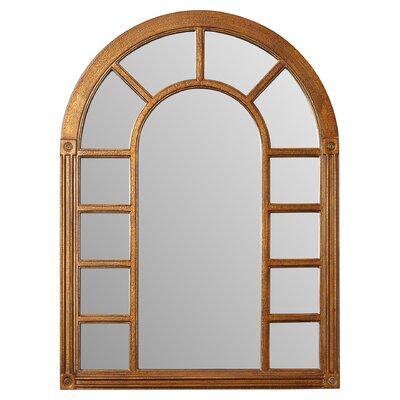 Window Wall Mirror one allium way juliana wall mirror & reviews | wayfair