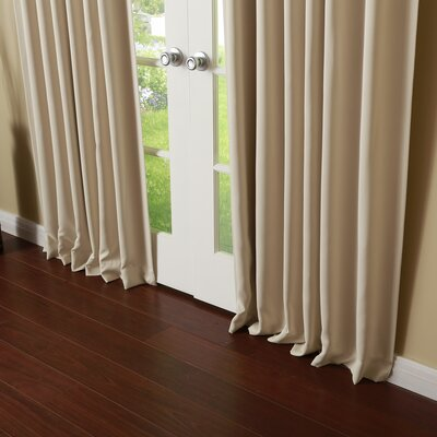 Beachcrest Home Sweetwater Room Darkening Thermal Blackout Curtain ...
