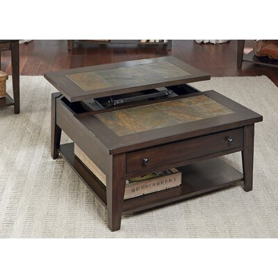 Loon Peak Leadville North Coffee Table With Lift Top U0026 Reviews | Wayfair