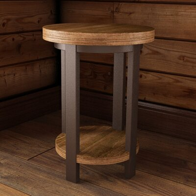 . Loon Peak Somers End Table   Reviews   Wayfair