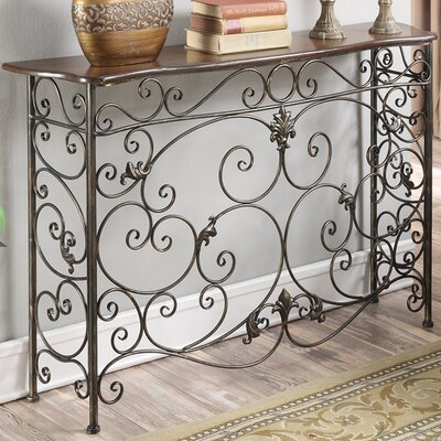 Fleur De Lis Living Bolander Console Table U0026 Reviews | Wayfair
