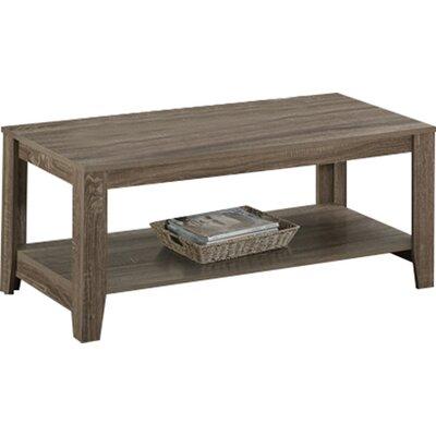 loon peak jalen 3 piece coffee table set & reviews   wayfair