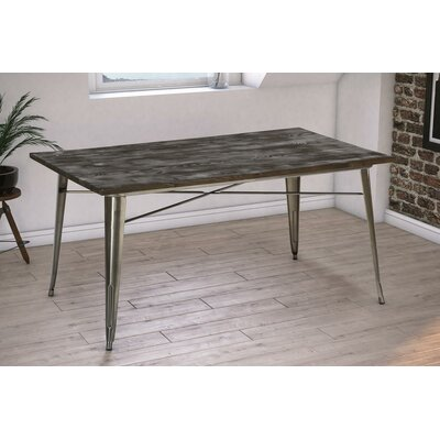 austin dining table pottery barn design fixed reviews hills