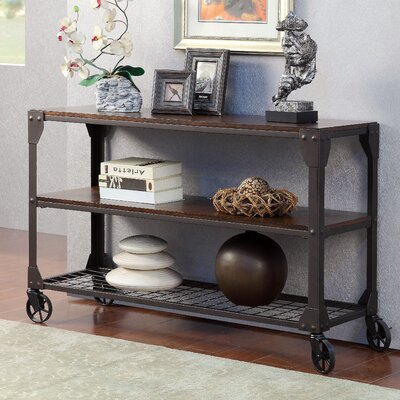 Furniture Design Hobart trent austin design hobart console table & reviews | wayfair
