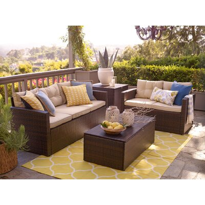 Wicker Patio Furniture Sets Weatherproof Outdoor Living