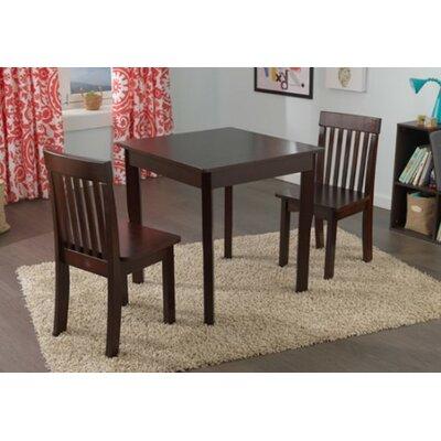 Lovely KidKraft Avalon Kids 3 Piece Square Table And Chair Set U0026 Reviews | Wayfair