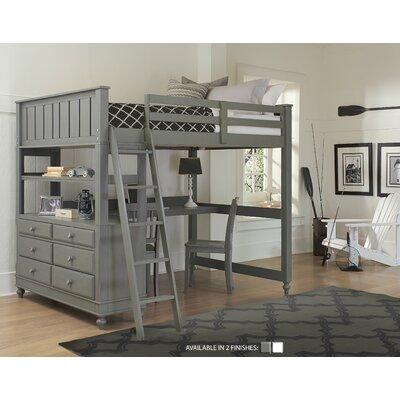 Harriet Bee Chassidy Loft Customizable Bedroom Set Reviews Wayfair