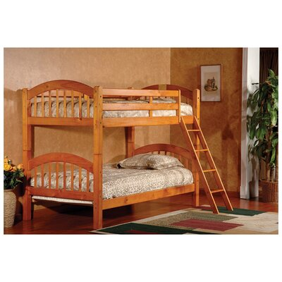 viv rae cassidy arched twin bunk bed reviews wayfair - Bunk Bed Frame