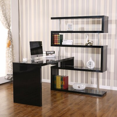 Homcom Foldable Rotating Corner Writing Desk Amp Reviews
