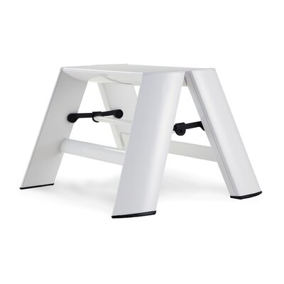 sc 1 st  Wayfair & Lucano 1-Step Aluminum Step Stool \u0026 Reviews | Wayfair islam-shia.org