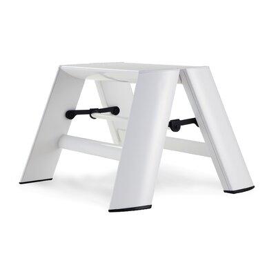 sc 1 st  Wayfair & Lucano 1-Step Aluminum Step Stool u0026 Reviews | Wayfair islam-shia.org