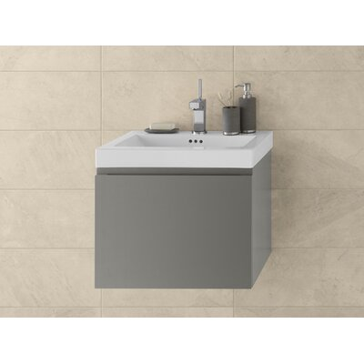 "ronbow ariella 23"" single wall mount bathroom vanity set 