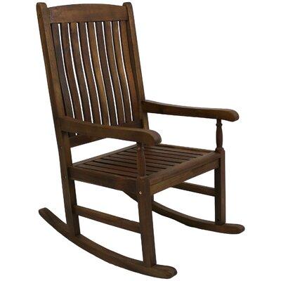 Breakwater Bay Sandy Point Rocking Chair U0026 Reviews   Wayfair