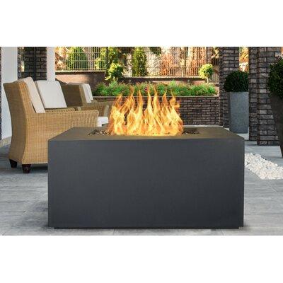 The Outdoor Plus Pismo Concrete Propane/Natural Gas Fire Pit | Wayfair